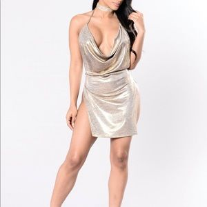 Fashion Nova Simple Satisfaction dress